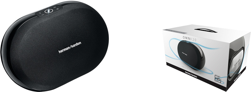 Speaker wireless bluetooth wi fi omni 20 casse senza fili - Stereo casse wireless ...